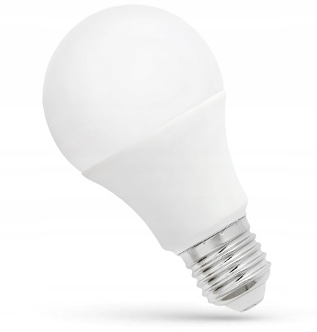 3kraft LED žárovka studená E-27 230V 7W