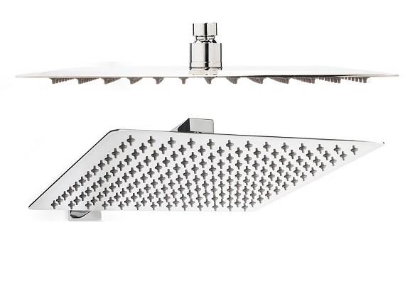 Sprchová hlavice Rea Ultra Slim čtvercová 40 x 40