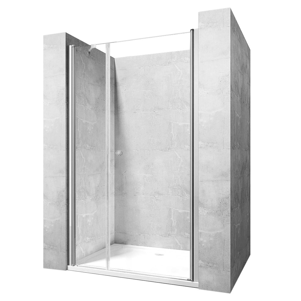 Sprchové dveře Rea Multi Space 95 cm transparentní