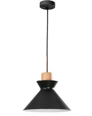 TooLight Stropní svítidlo PURI černé