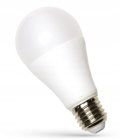 3kraft LED žárovka teplá E-27 230V 15W