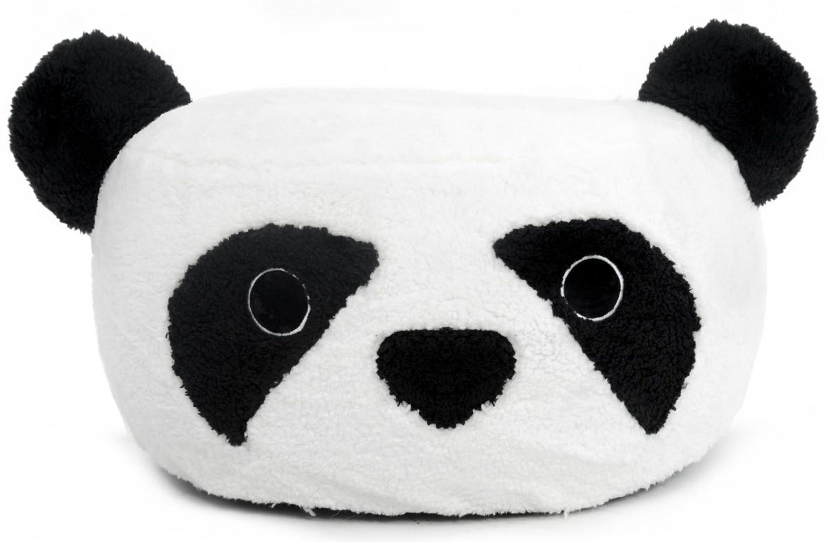 Tutumi Taburet plyšový - panda