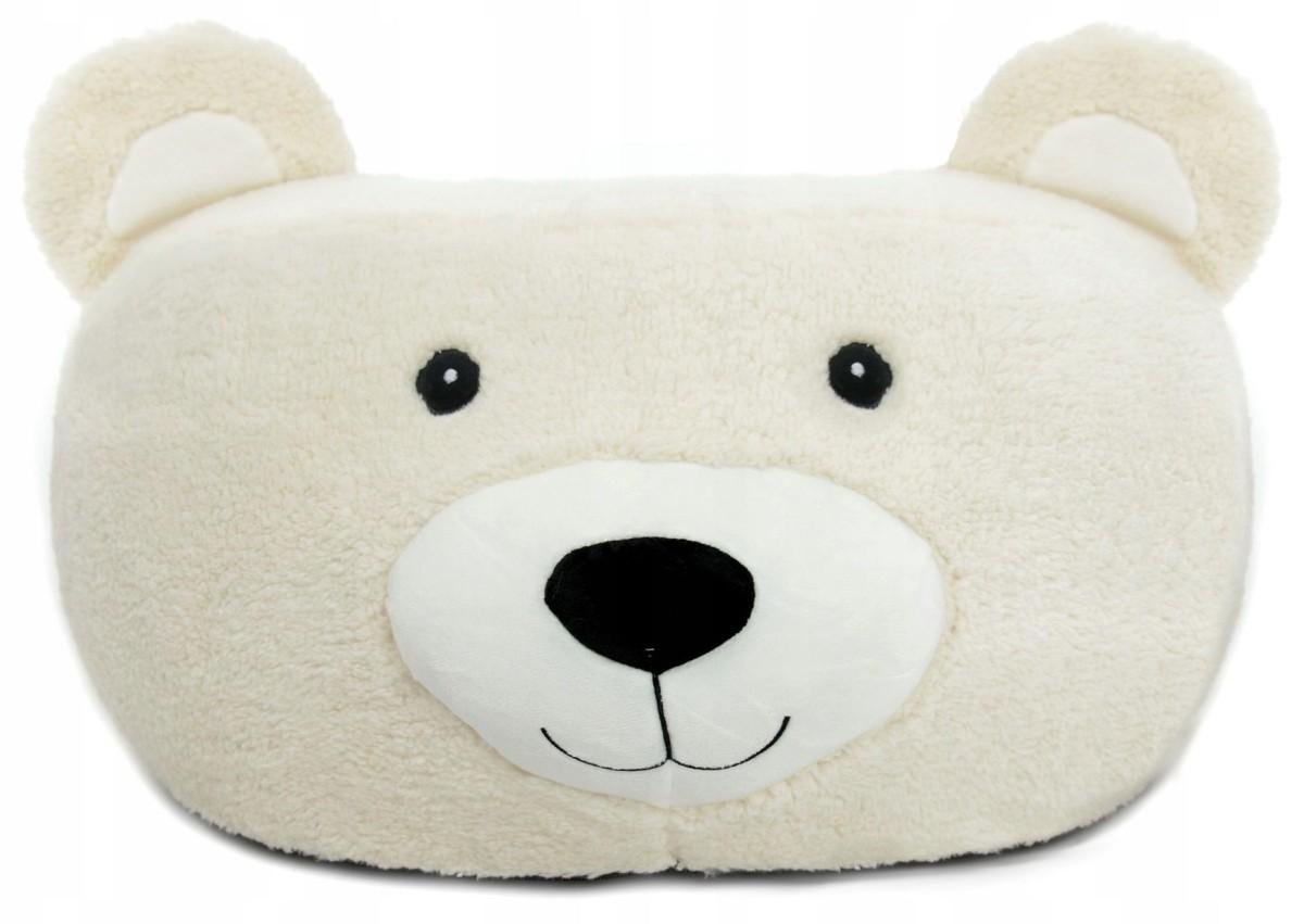 Tutumi Taburet plyšový - medvěd