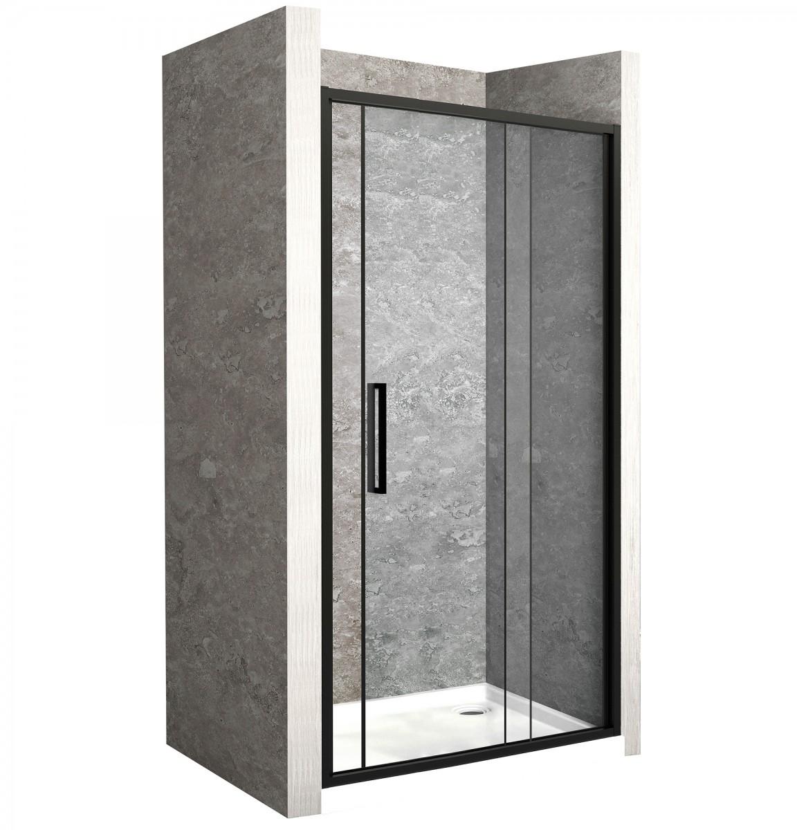 REA Sprchové dveře Rapid Slide 120 cm