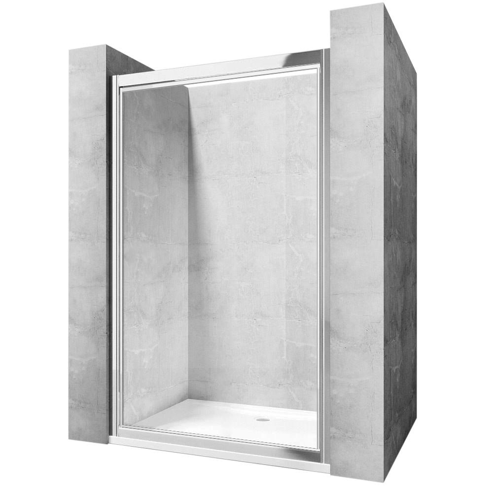 Sprchové dveře Rea Saxon transparentní