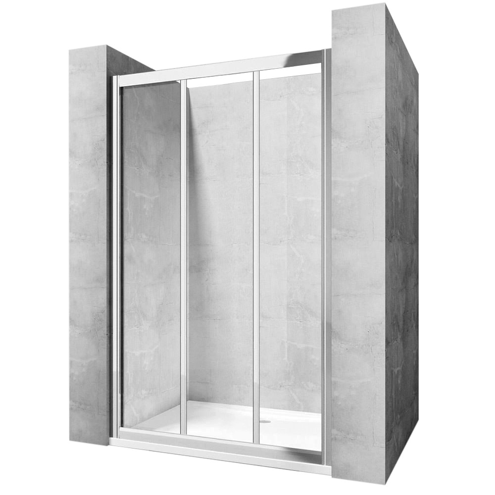 Sprchové dveře Rea Alex transparentní