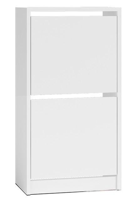 Shoptop Botník BETSI B2 bílý