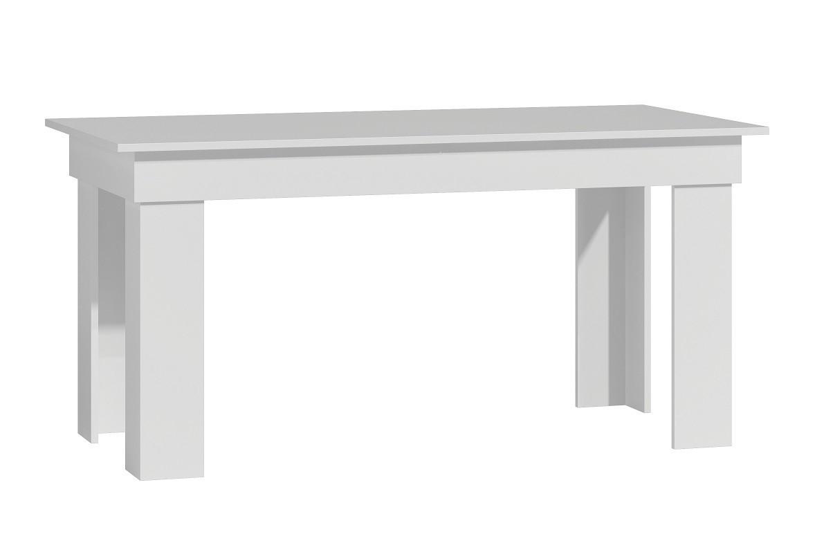 Shoptop Jídelní stůl MADRAS bílý