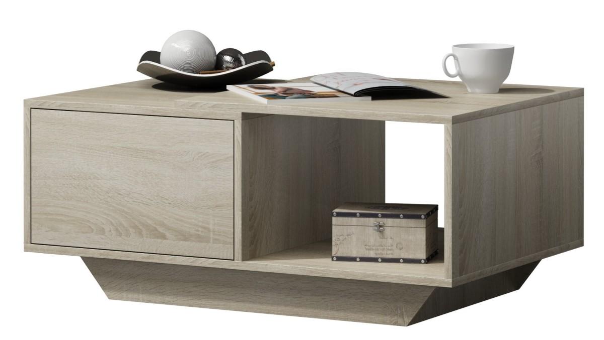 Shoptop Konferenční stolek ALTO dub sonoma