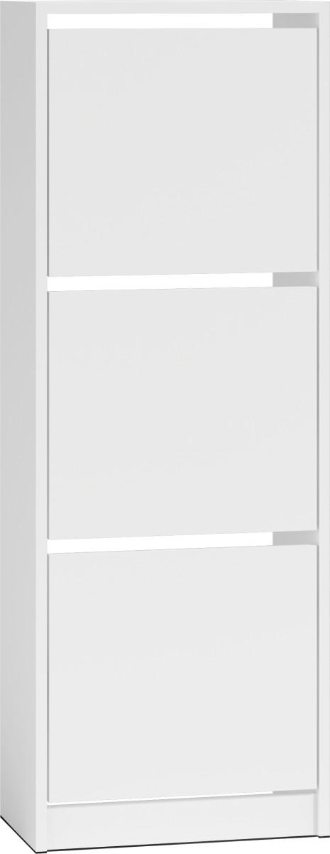 Shoptop Botník BETSI B3 bílý