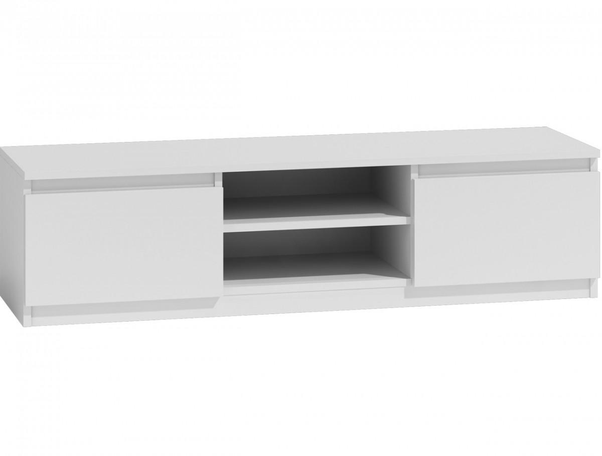 Shoptop TV stolek KARO RTV LCD 140 bílý