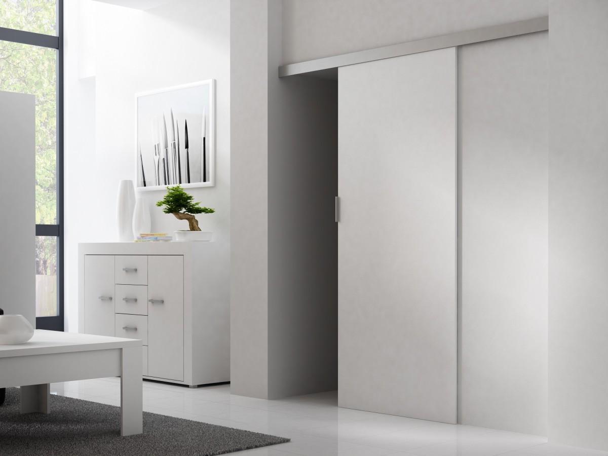 Shoptop Posuvné dveře GREG bílé
