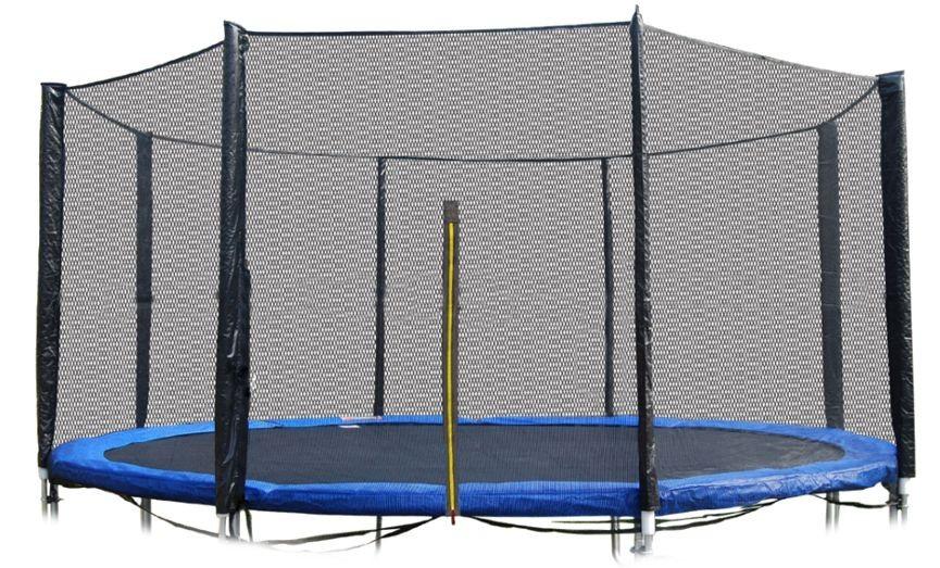 MULTISTORE Vnější ochranná síť na trampolínu 366 cm - 8 tyčí