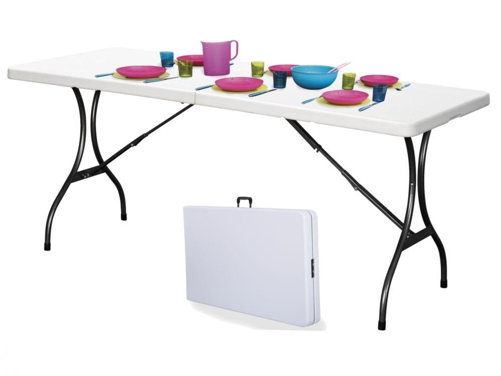 MODERNHOME Skládací zahradní stůl Věra 240cm
