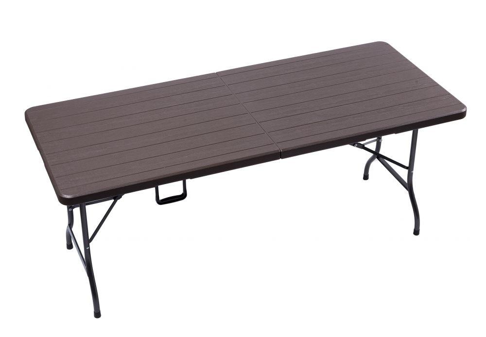 MODERNHOME Skládací zahradní stůl Zdena