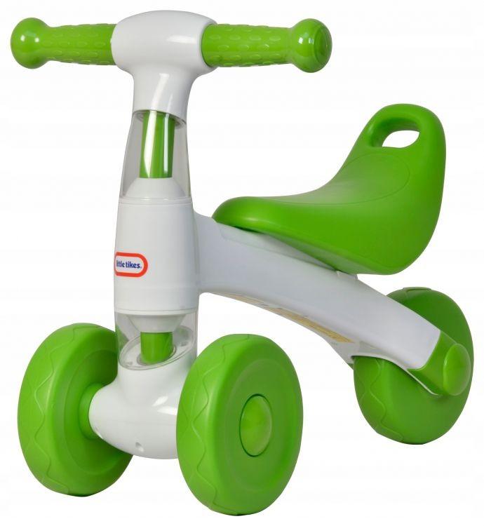 bf4a508183 MULTISTORE Dětské odrážedlo Little Tikes - zelené