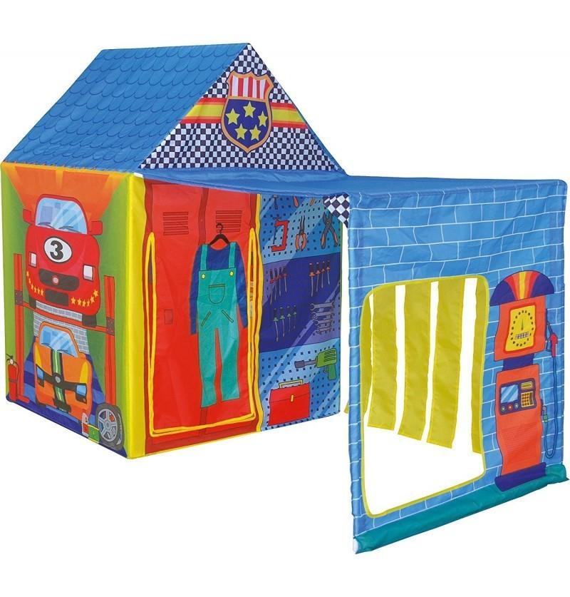 IPLAY Domek pro děti AUTODÍLNA