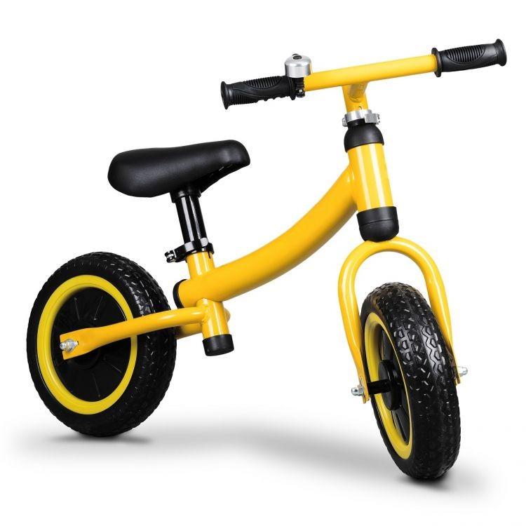 Dětské odrážedlo Amarillo EcoToys žluté