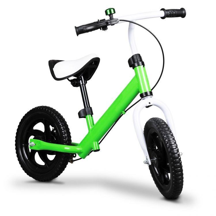 ECOTOYS Dětské odrážedlo Ferb zelené