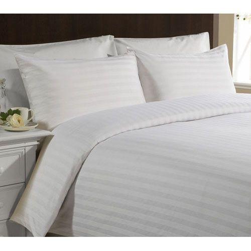 Scandi Hotelové povlečení DAMAŠEK 60x200 cm + 2 povlaky na polštáře