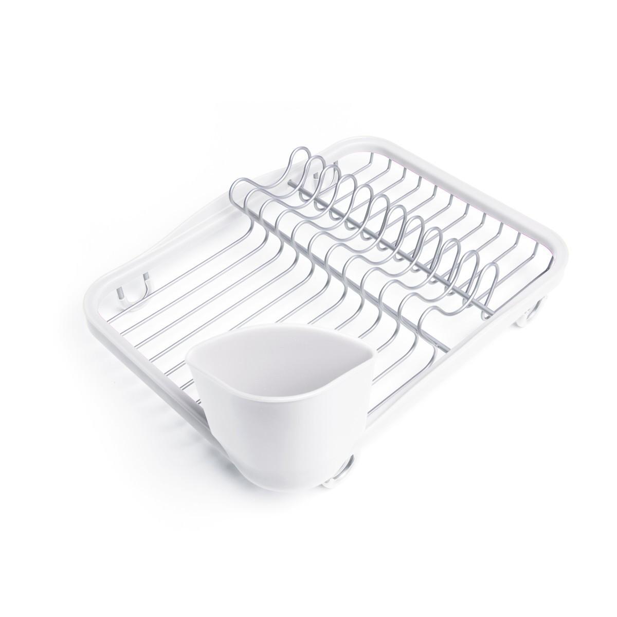 Umbra Odkapávač na nádobí Sinkin bílý