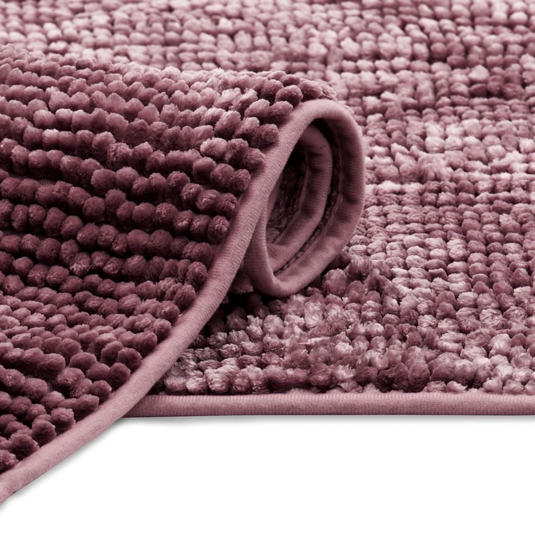 AmeliaHome Koupelnový koberec Bati fialový
