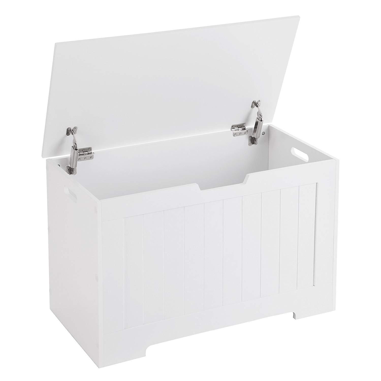 Rongomic Úložná lavice Reyt bílá