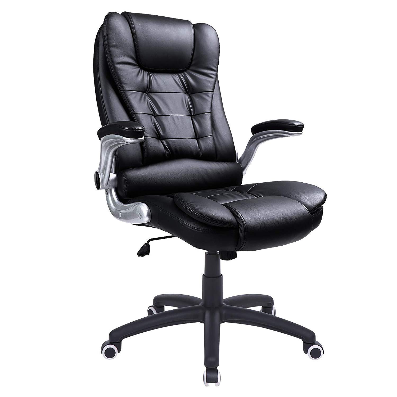 Rongomic Kancelářská židle Bankel černá