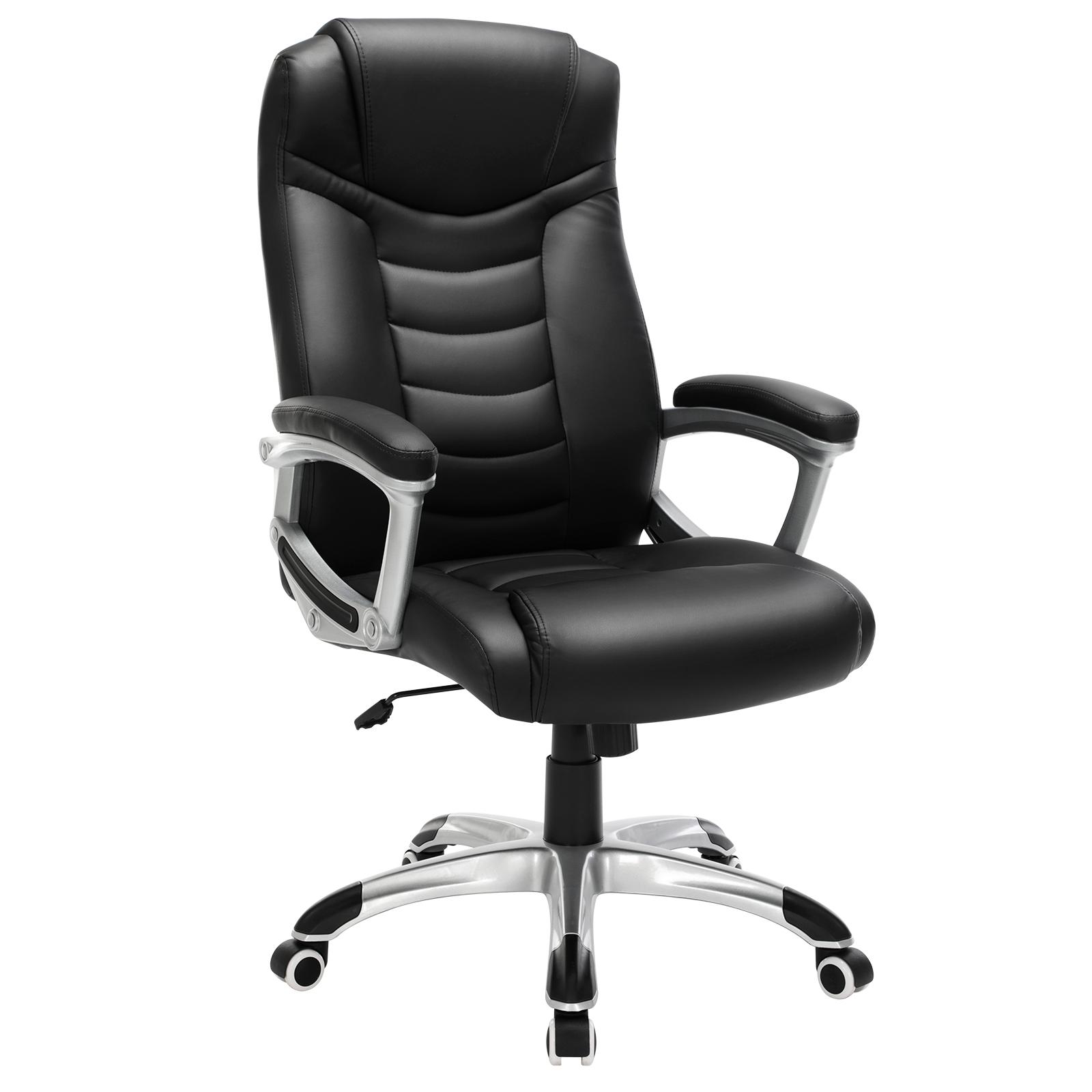 Rongomic Ergonomická kancelářská židle Tord černá