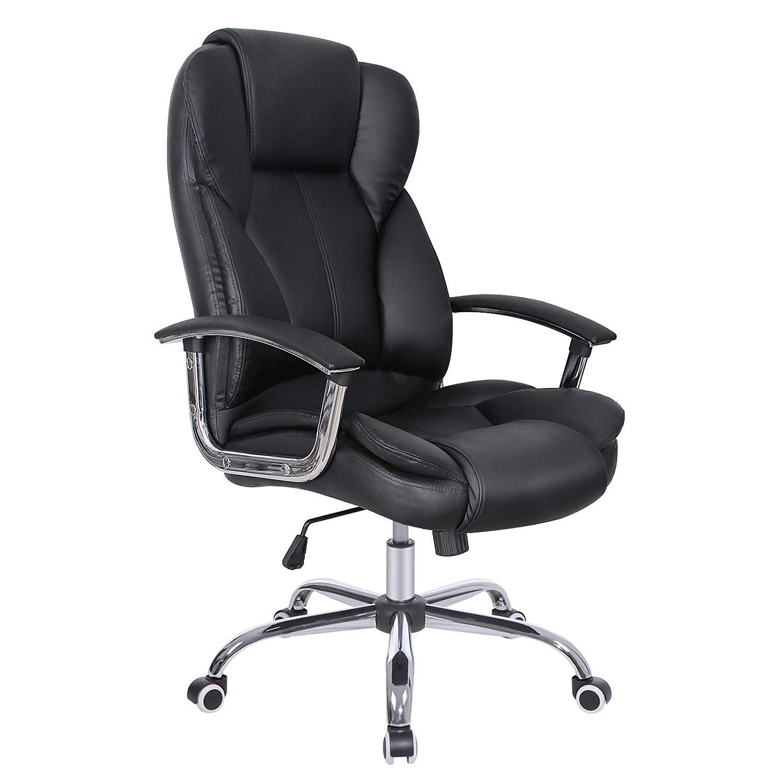 Rongomic Kancelářská židle Osaghe černá