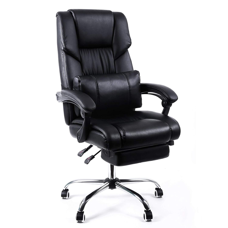 Rongomic Kancelářská židle Fysay černá