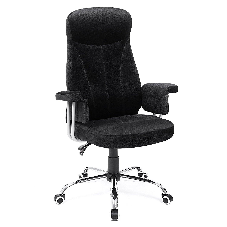 Rongomic Kancelářská židle Echecum černá